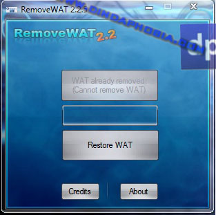 removewat 2.2.5 download windows 7