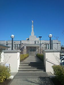 Have you attended the Temple this month?