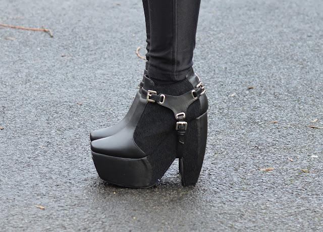 Sammi Jackson - JollyChic Chunky Boots