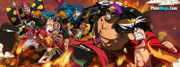 One Piece Film Z 2013