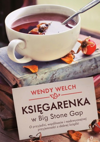 "102. ""Księgarenka w Big Stone Gap"" Wendy Welch"