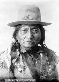 Chefe Sioux Touro Sentado