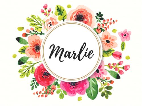 MARLIE - Kobiecy blog o urodzie i stylu życia / blog kosmetyczny / blog beauty