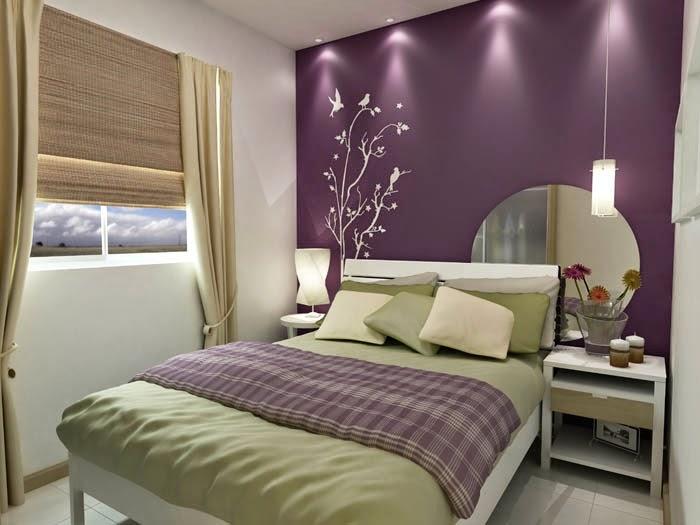 HD wallpapers decorando quarto de casal gastando pouco