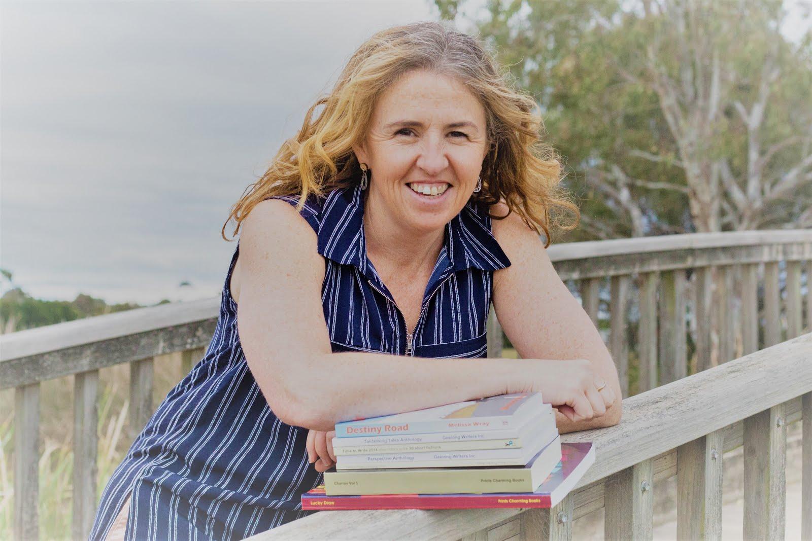 Melissa Wray - Author