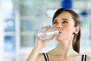 Porque tomar agua para verte genial