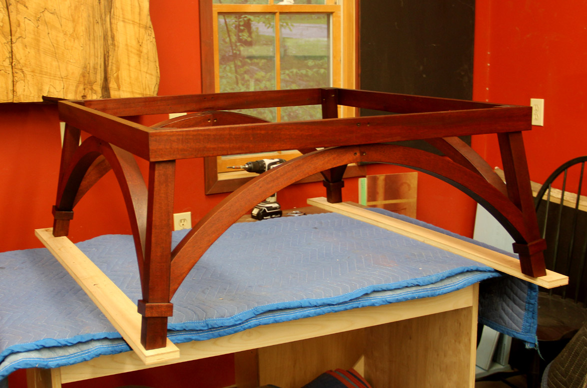 Dorset Custom Furniture A Woodworkers Journal a square