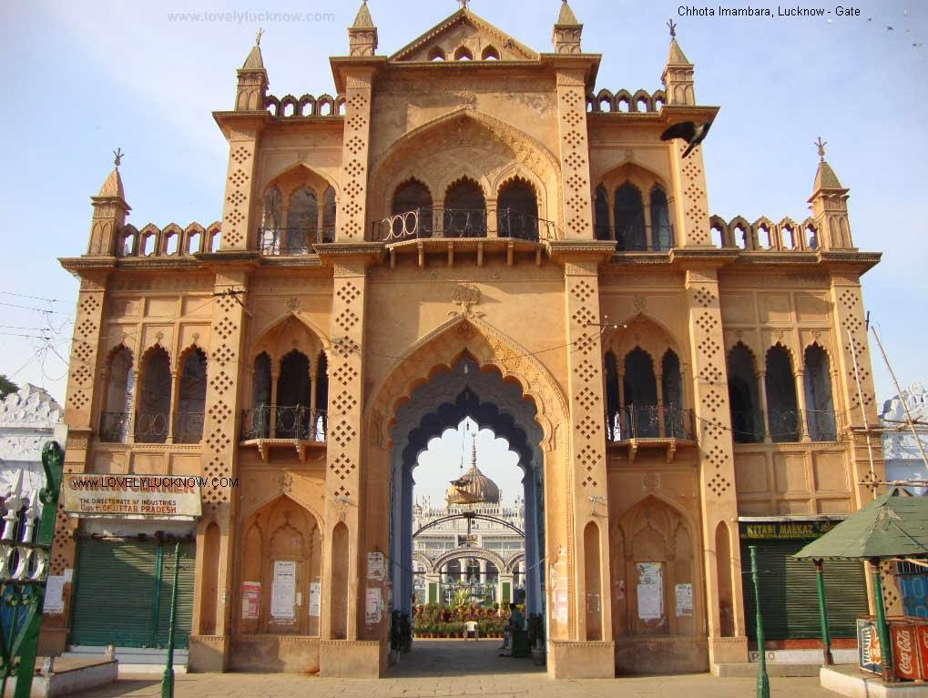 Lucknow Photos Pictures Images Chhota Imambara Lucknow