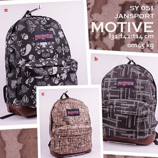 tas jansport murah - jansport motive