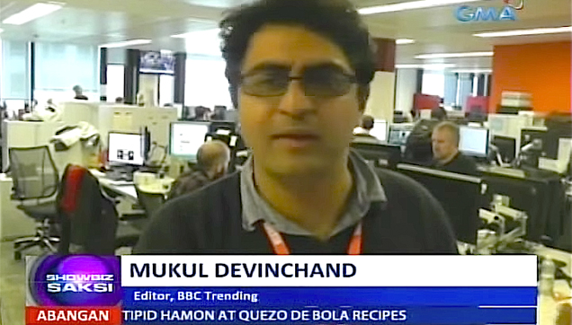 BBC Trending Editor Mukul Devinchand talks about the huge success of ALDUB