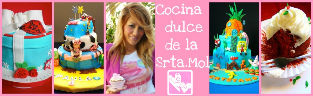 Cocina Dulce De La Srta. Mol