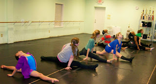 gymnastics dance classes south charlotte