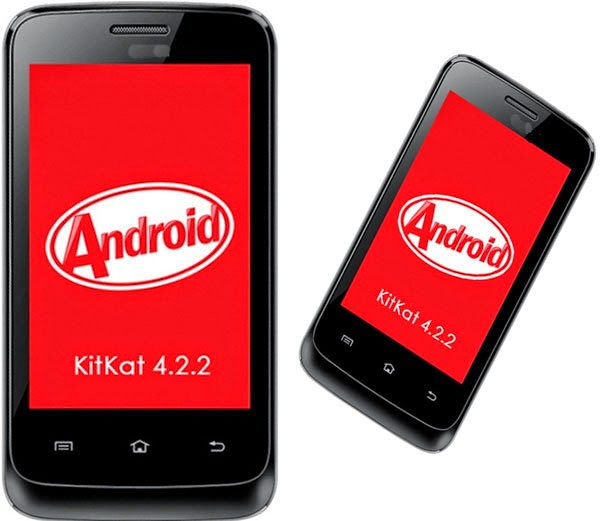 Celkon Campus A15K Android KitKat smartphone