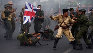 "Parade Surabaya Juang 2015, Bangkitkan Kembali Memori ""Infernio"" Surabaya"