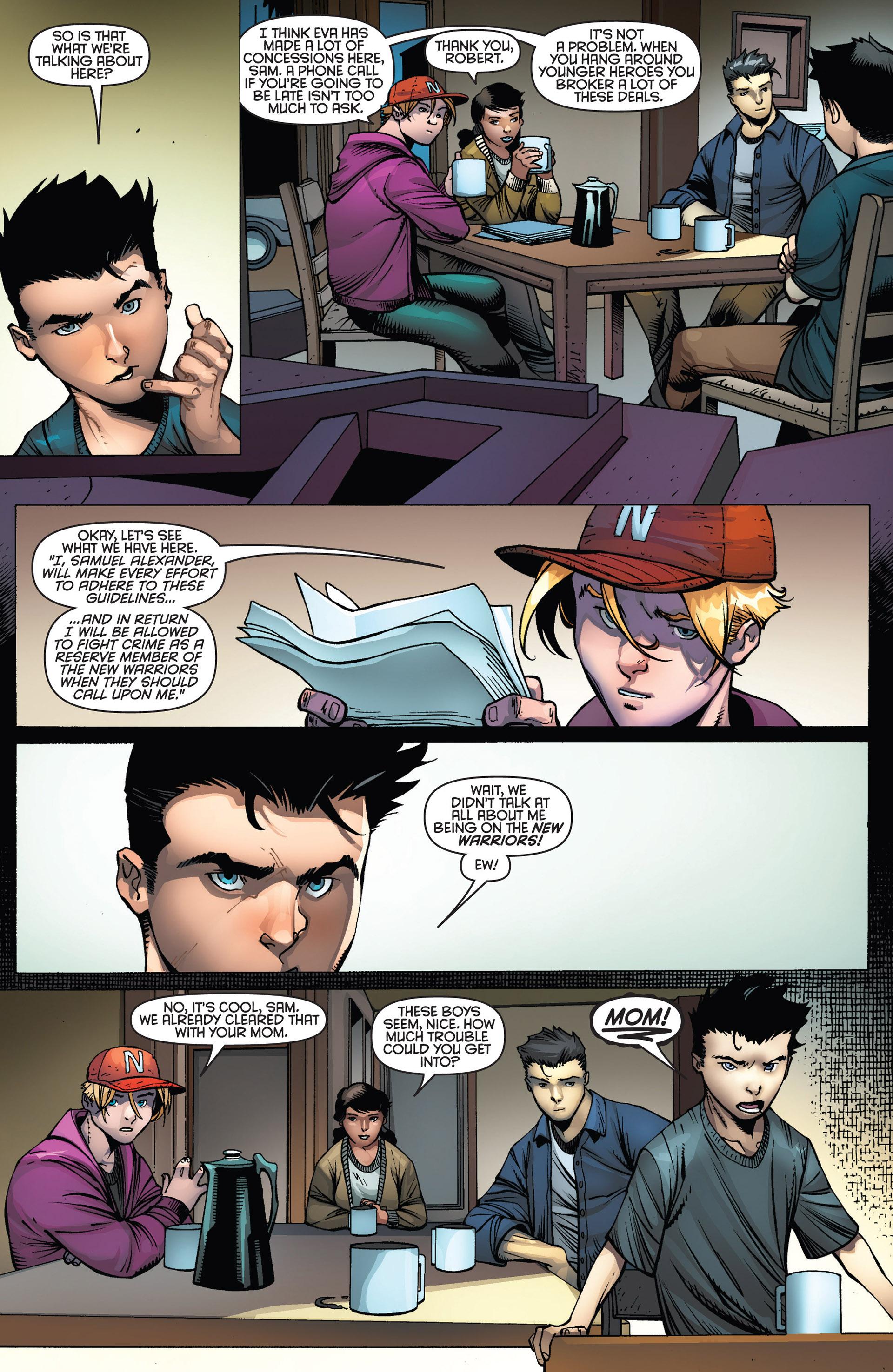 Nova (2013) - Chapter  10 | pic 7
