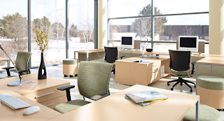 Tiger Maple Princeton Furniture by Global Total Office