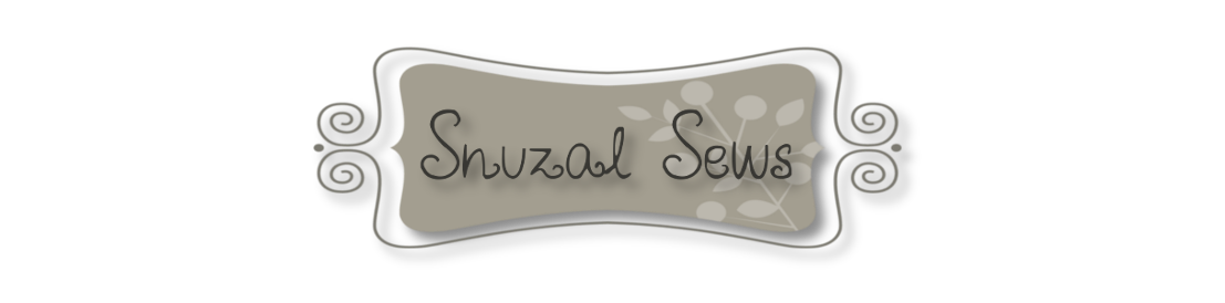Snuzal Sews