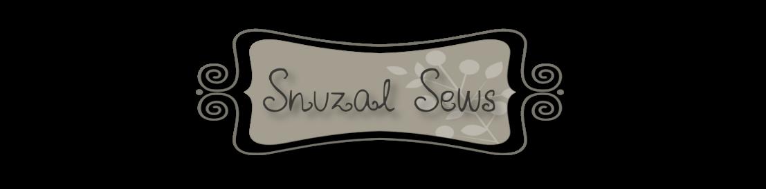 Snuzal Sews
