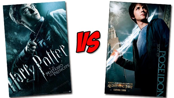 Harry Potter vs. Percy Jackson