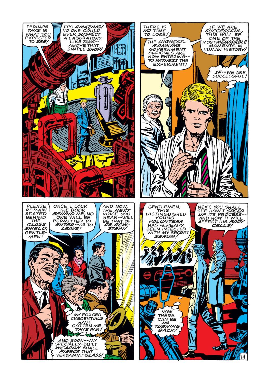 Captain America (1968) Issue #109 #23 - English 15
