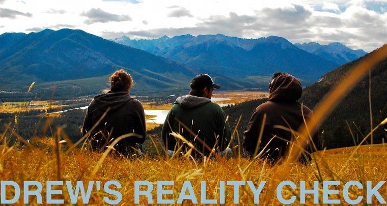 Drew's Reality Check