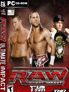 WWE RAW Ultimate Impact Free Download