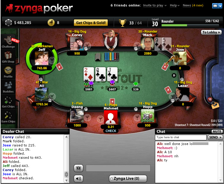 How to play weekly tournament zynga poker que signifie poke sur fb