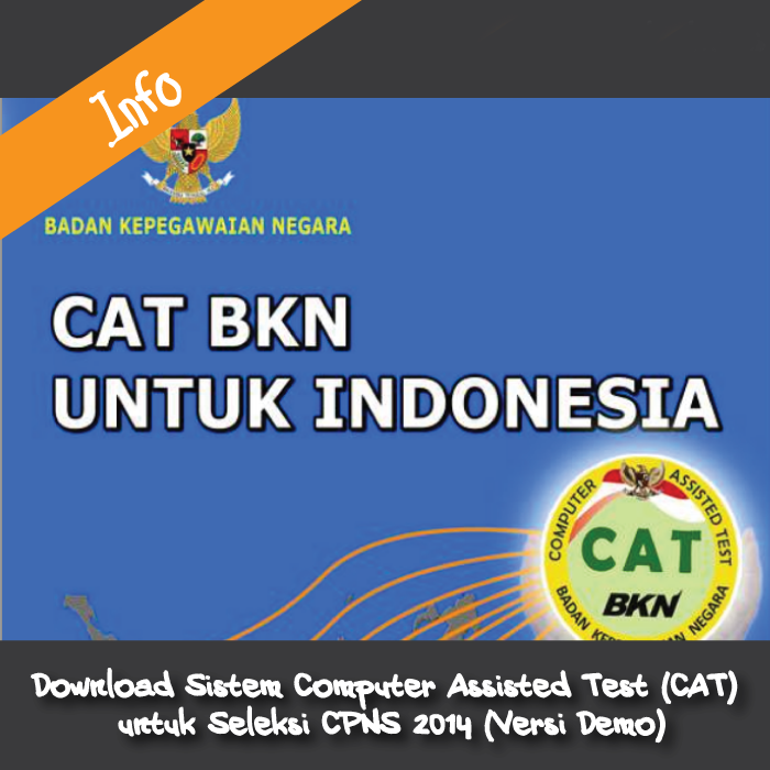 Software Simulasi CAT BKN 2014 1