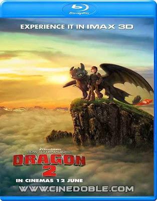 como entrenar a tu dragon 2 2014 1080p latino Como Entrenar a tu Dragon 2 (2014) 1080p Latino