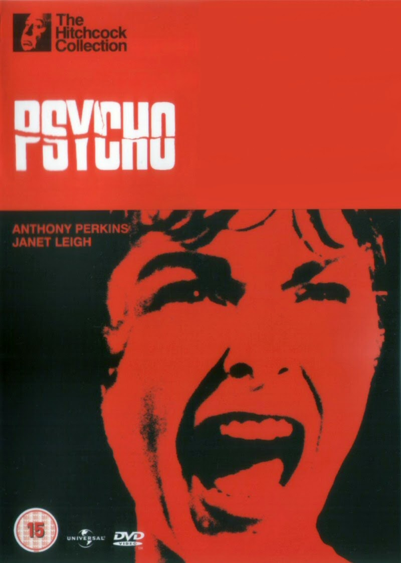psycho or how a killer is born in a hitchcock film essay