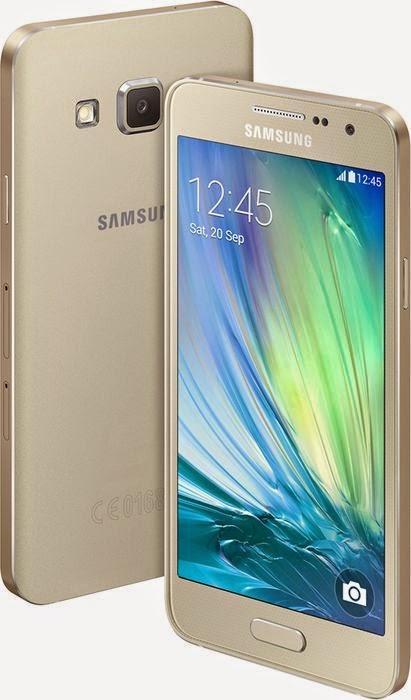 Samsung Galaxy A3 Smartphone Android Harga Rp 2 Jutaan