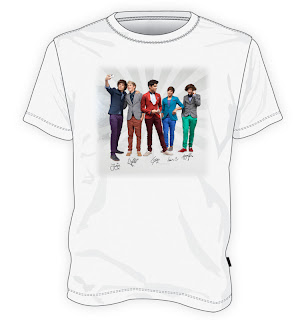Koszulka One Direction