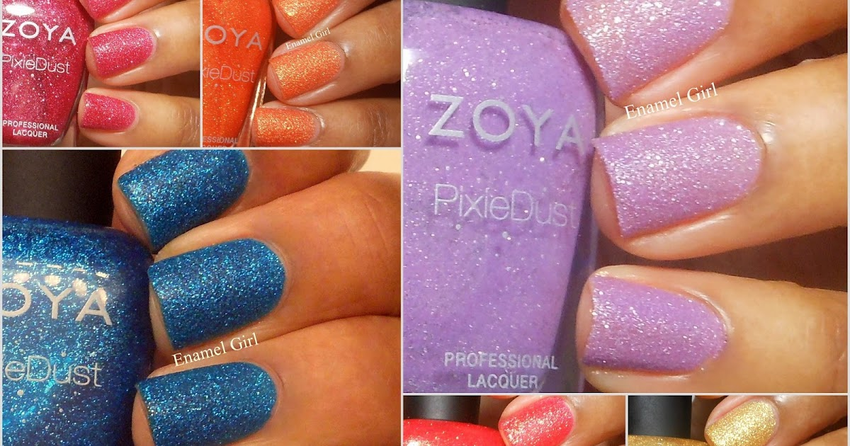 Zoya Beatrix Swatches amp Review  Swatch And Learn