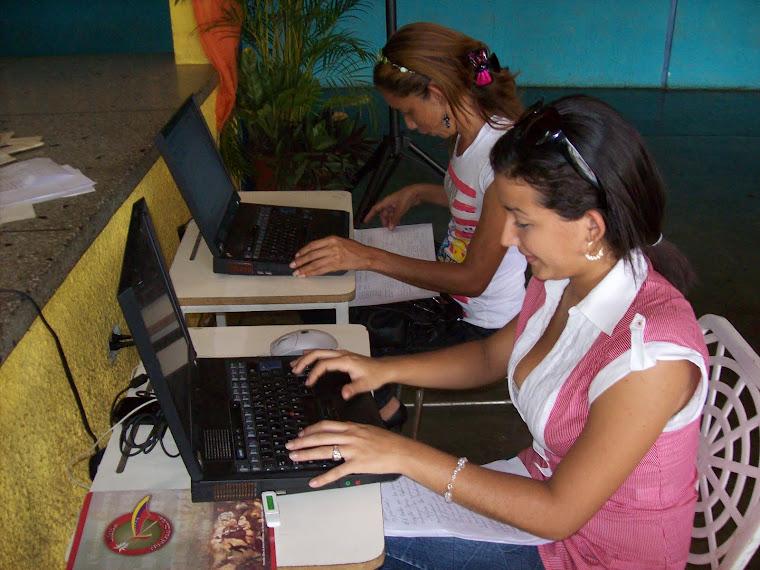 Sistematización al día: Lcdas. Edith Vargas y Erika Estrada