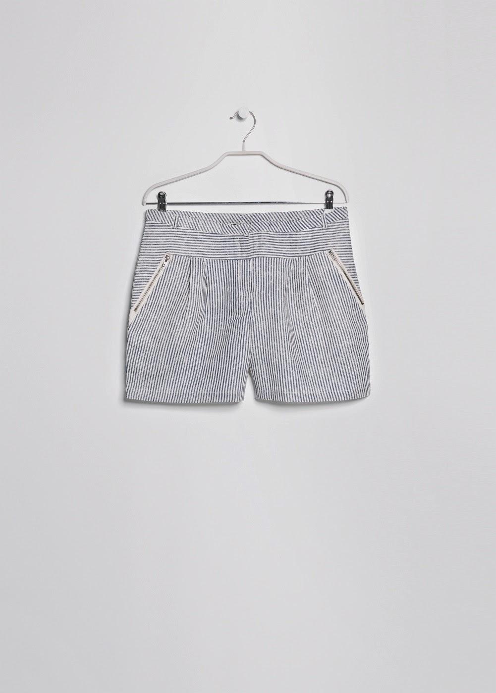 Shorts Mujer Mango