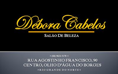 DÉBORA CABELOS