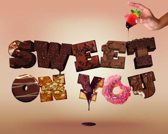 Sweet 3D Type Experiment