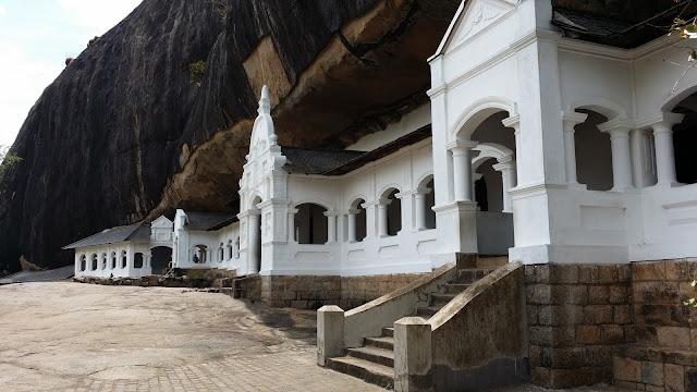 Cuevas de Dambulla (Sri Lanka)