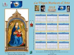 La Virgen María en el Arte 2018