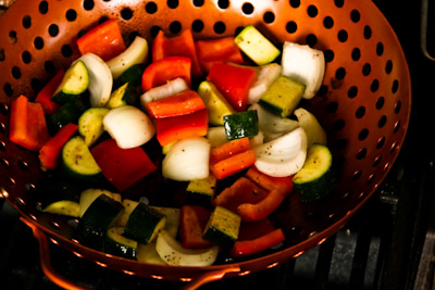 Recipe for World's Easiest Grilled Vegetables (How to Cook Vegetables ...