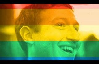 """O Facebook se declarou """"orgulhoso"""" em apoiar a luta pela igualdade direitos e a causa do movimento de lésbicas, gays, bissexuais e transexuais (LGBT). Para provar isso, lançou na semana passada uma iniciativa relativamente local e outra em escala mundial em meio à legalização do casamento entre pessoas do mesmo sexo pela Suprema Corte dos Estados Unidos, e a comemoração do Orgulho Gay em várias cidades do mundo.  Na semana passada, pouco após a decisão da Justiça americana, a rede social disponibilizou um filtro com as cores do arco-íris - que representam a bandeira do movimento gay - para ser incorporado às fotos do perfil. De acordo com a empresa, cerca de 26 milhões de usuários em todo o mundo utilizaram o filtro, segundo dados da rede social, que também divulgou os números de interações — clicar em """"curtir"""" ou fazer comentários — provocadas pelas fotos: mais de 565 milhões até o momento da divulgação do relatório, na segunda-feira à noite."""