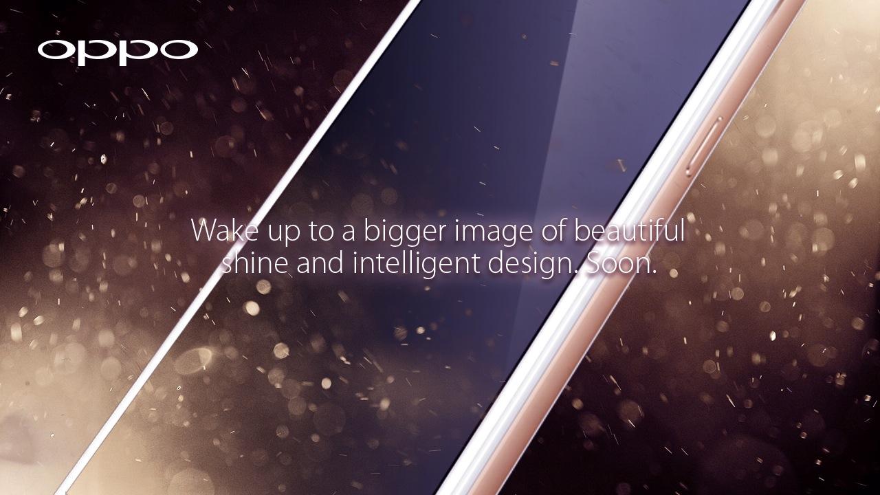OPPO Phone Teaser