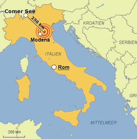 comer see ferienhaus blog keine probleme am comer see nach erdbeben in italien zu erwarten. Black Bedroom Furniture Sets. Home Design Ideas