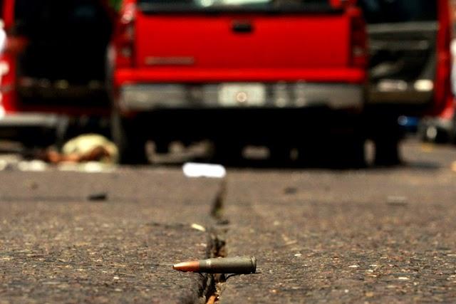 Balacera en Xalmimilulco dejan dos muertos