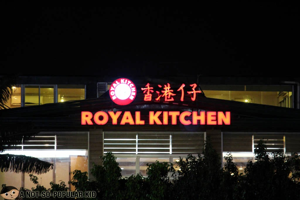 The Royal Kitchen Seafood Restaurant in Hobbies of Asia