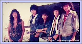 kumpulan rock kelantan