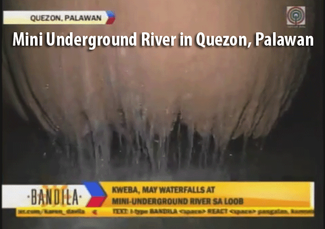 Know More About Mini Underground River in Quezon, Palawan