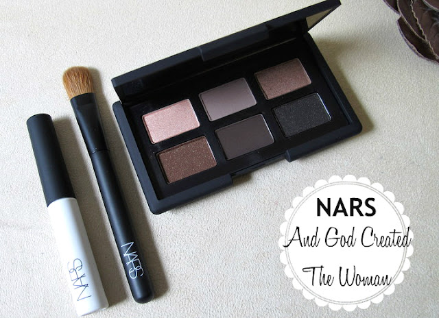 nars and god created the woman kit