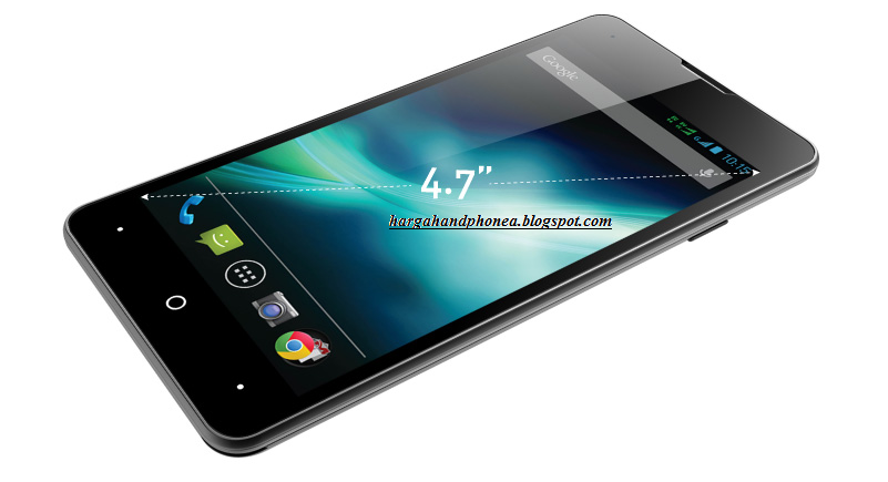 Harga Terbaru dan Spesifikasi Smartfren Andromax U3