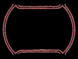 digital frame marsala red image